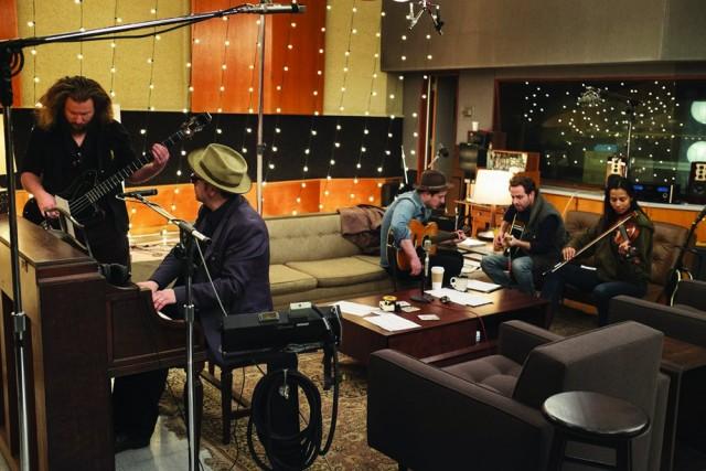 好莱坞Capitol Records 地下室