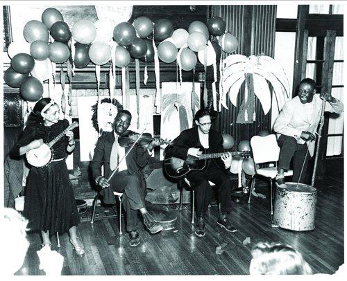 孟菲斯Jug Band