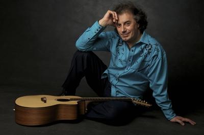 [AG杂志]吉他大咖 Pierre Bensusan 专访 AG267