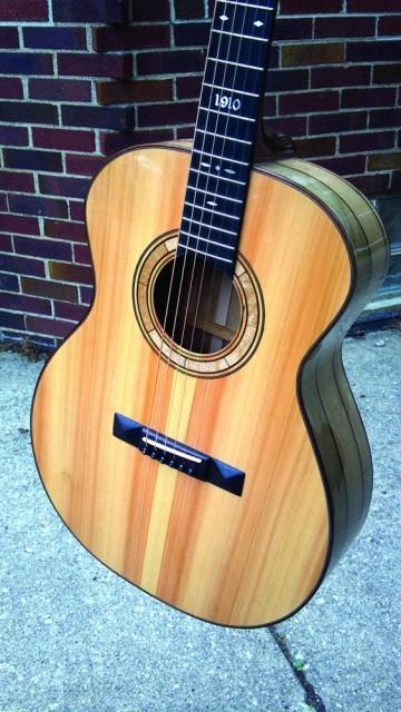 Zimnichi制作的吉他