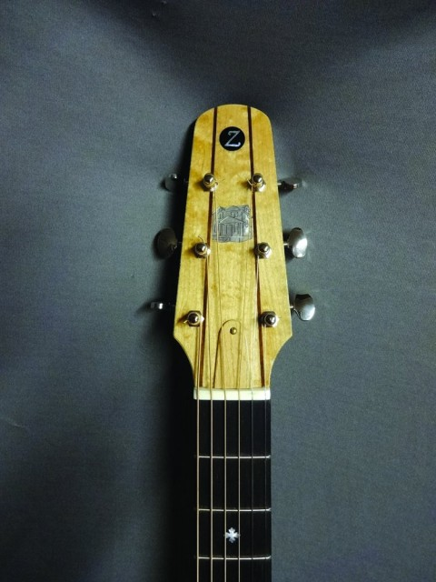 Zimnicki制作的吉他琴头