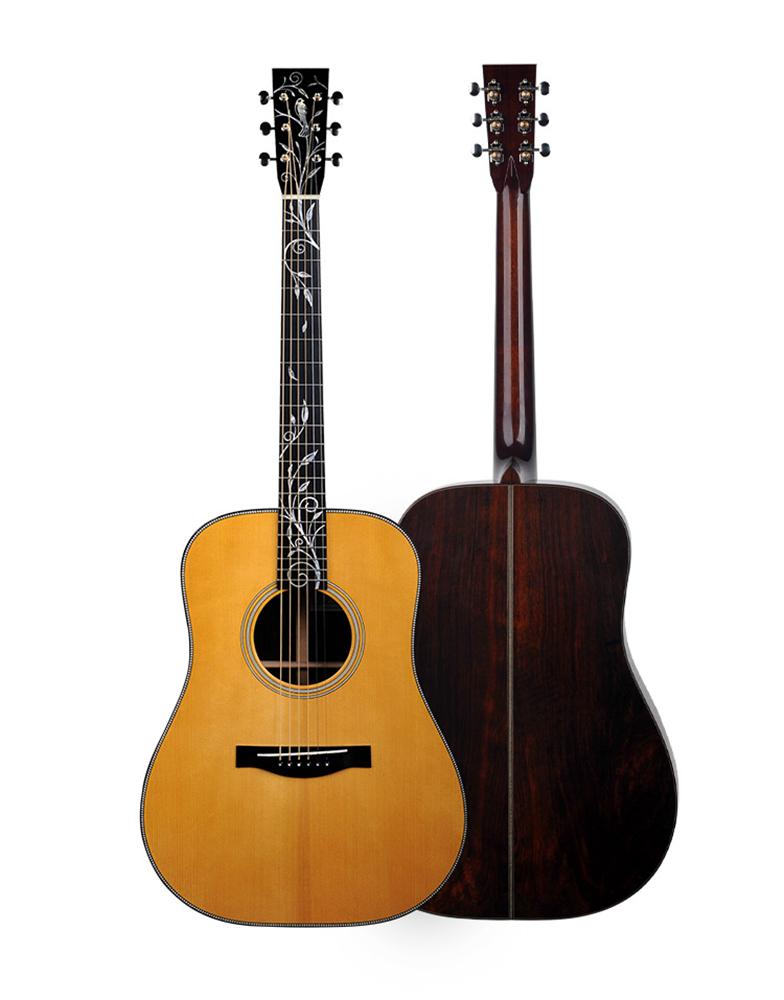 [吉他平方]RichardHooover教你如何利用温度和湿度维护吉他 AG269