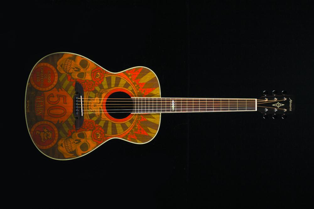 [AG杂志]Alvarez举办50周年庆典 | DR手工琴弦品质卓越 AG269