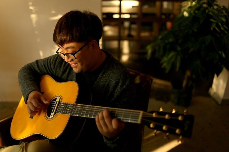 [吉他平方音乐频道] 学习完整的指弹曲目《霜忆》 by 杨政