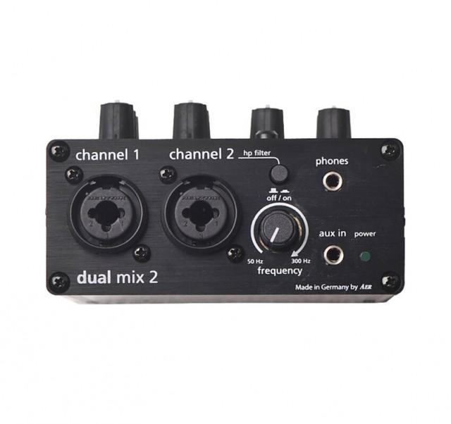 Dual Mix侧面