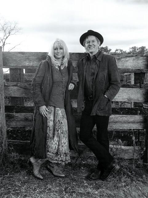 Emmylou Harris和Rodney Crowell