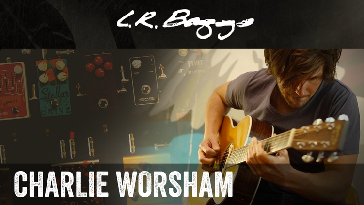 [产品测评]美国LR Baggs艺人Charlie Worsham亲测Session DI盒