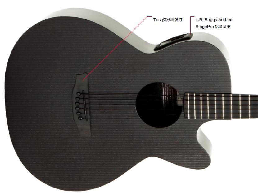 [AG杂志]RainSong新款SMCX吉他 | 细节考究堪称完美 AG277