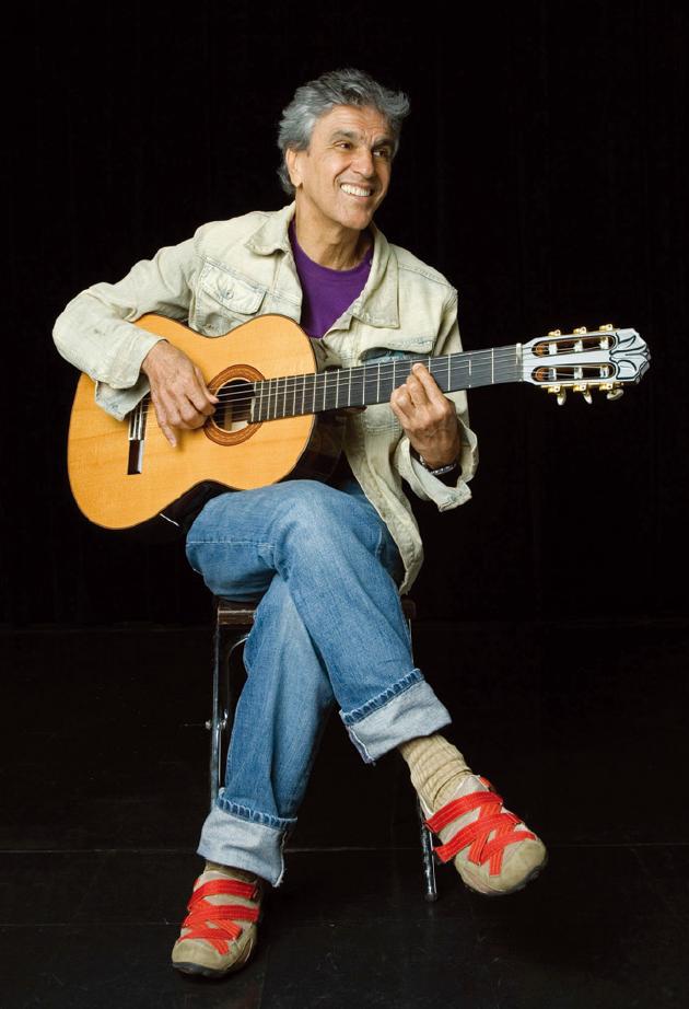 [AG杂志]尼龙之音:十大非古典尼龙弦吉他专辑 AG283