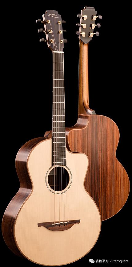 [新品推荐]Lowden S型琴体 12品拼接吉他(wx)