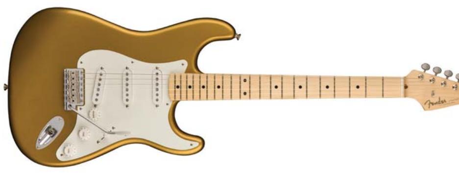 [2018NAMM展会]Fender推出颇具现代特色的American Original系列电吉他