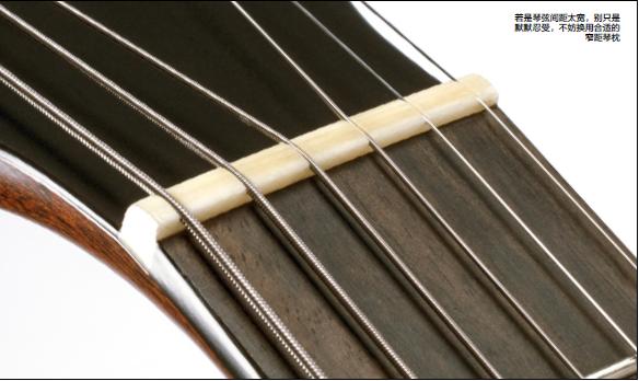 [AG维修]过宽的琴弦间距会令琴弦脱离品丝:调整琴弦间距&重塑指板手感 AG300