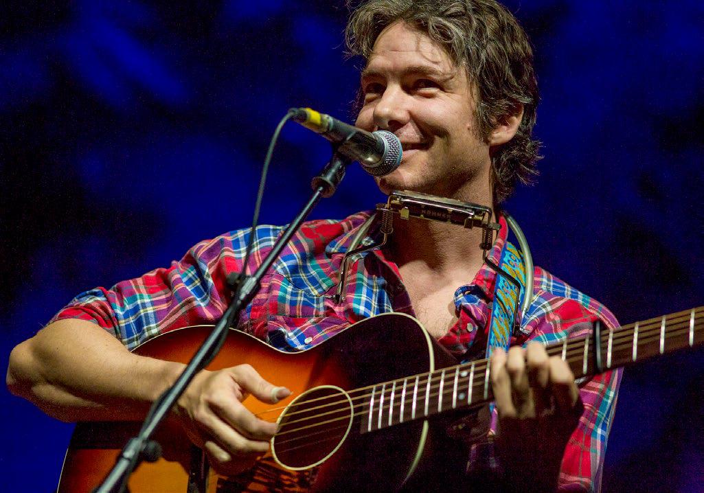 [AG资讯]James Elkington演绎古老新声 年届45岁的JAMES化身成为有趣的创作人兼吉他手  AG303