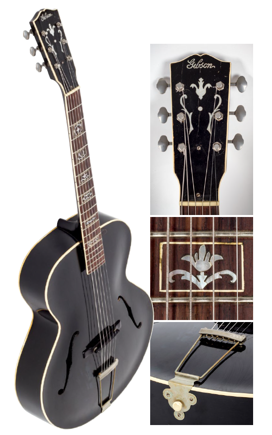 [AG品鉴]绝妙好琴:1932 Gibson L-10  AG304