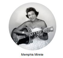 [AG教学]When the Levee Breaks Memphis Minnie以开放G调弦演绎经典布鲁斯曲目