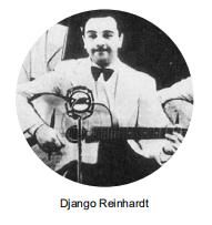 [AG教学]Limehouse Blues 学习如何演奏Django Reinhardt风格的独奏