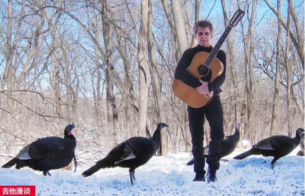 [AG专访]吉他手Steve Tibbetts:承载亚洲梦的美式12弦吉他