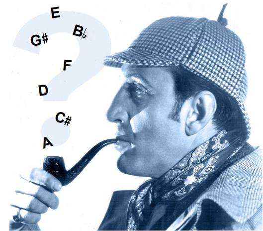 [AG教程]辨音识谱:在指板和乐谱中找准音高
