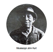 "[AG教程]教你弹Mississippi John Hurt经典金曲""Coffee Blues"""