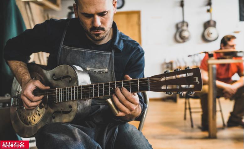 [AG专访]吉他品牌创始人Matt Eich:带上你的热情,细节留给他