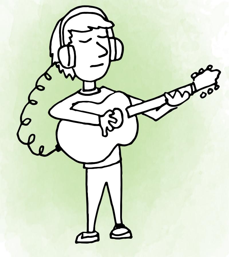 [AG专题]听力训练是关键:成为更优秀的吉他手