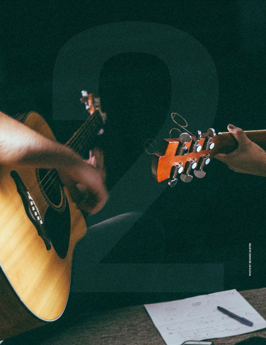 [AG专题]琴瑟和鸣:三组原声吉他二人组缔造绝美混合音色