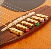 [AG新品]可替换固弦锥让吉他更动听:Power Pins 2.0