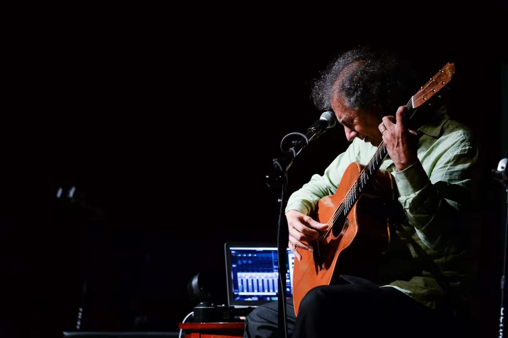 Pierre Bensusan 7月17日青岛专场吉他音乐会圆满收官