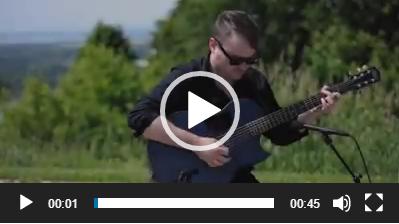 McPherson吉他 全碳纤维材质 无惧高温音质稳定