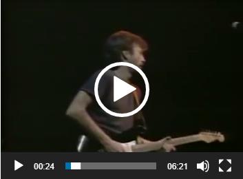 """六首超越原版的翻唱作品④Eric Clapton """"Cocaine"""", 1977"""