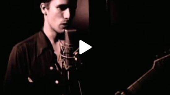 """六首超越原版的翻唱作品⑤Jeff Buckley """"Hallelujah"""", 1994"""