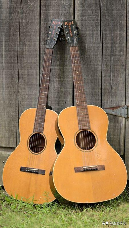 [AG鉴赏]两把同年代的吉他86年后再相聚:1931 Kel Kroydon KK-1s