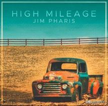 「AG新专推荐」Jim Pharis出色的原创、布鲁斯与福音歌曲翻唱专辑