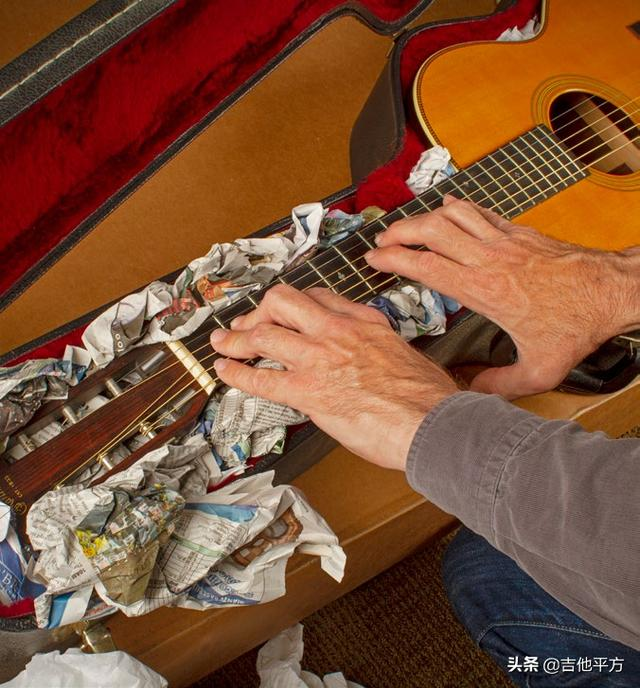 [AG经验]教你一招 | 吉他安全装运发货指南