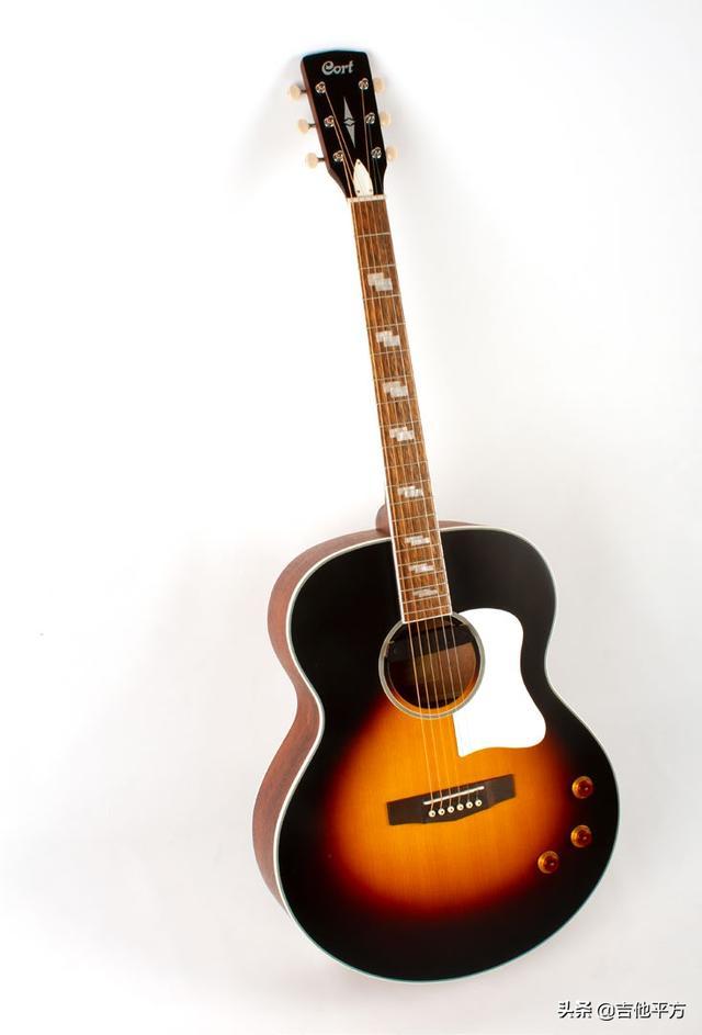[AG新品]Cort CJ-Retro 复古款吉他:令人怀想披头士旧日风采