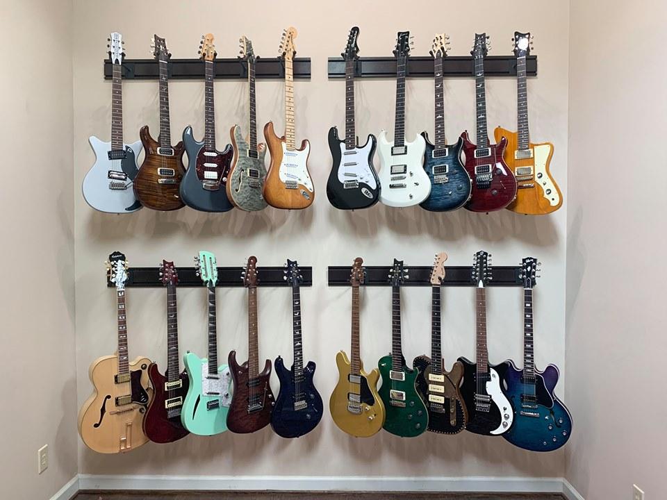 美国StringSwing专业乐器展示架。专业品质值得信懒!