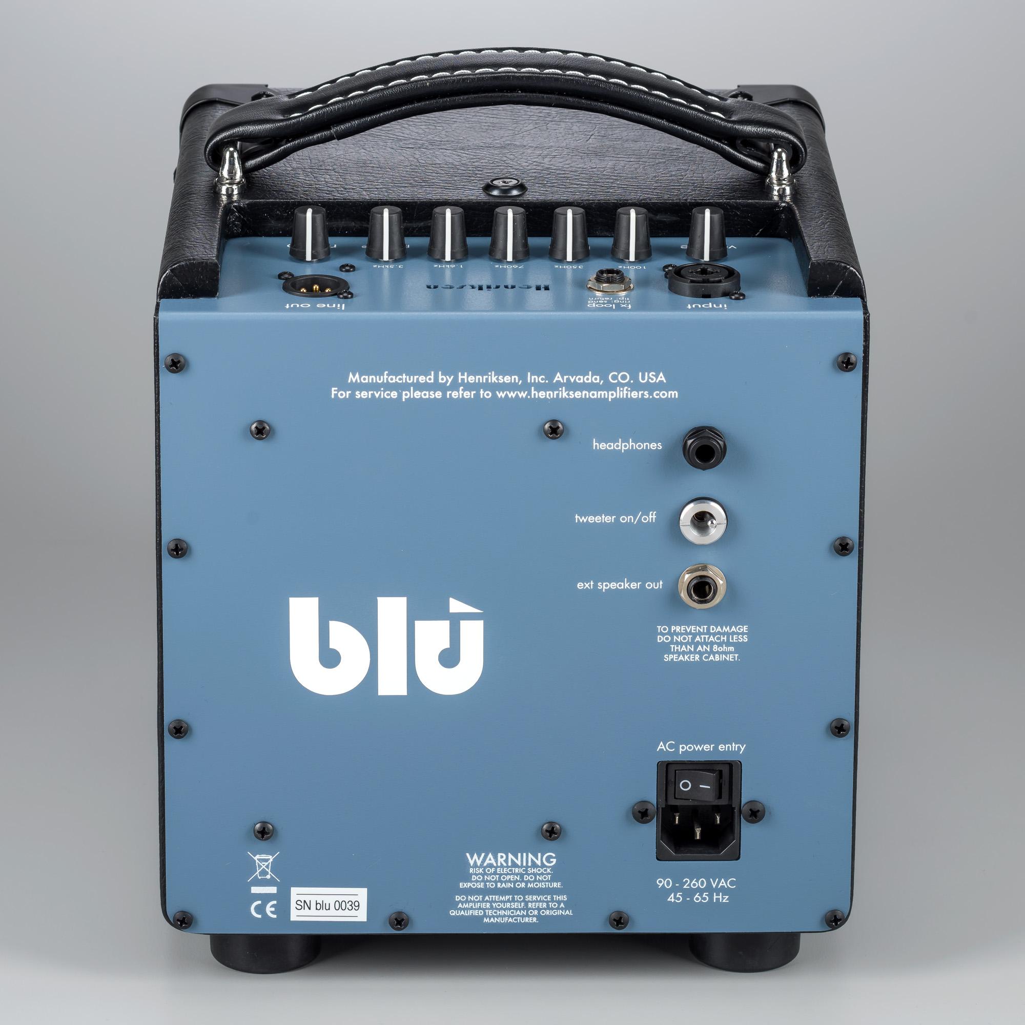 [AG新品]功能强大的单通道功放,可蓝牙连接:Henriksen The Blu