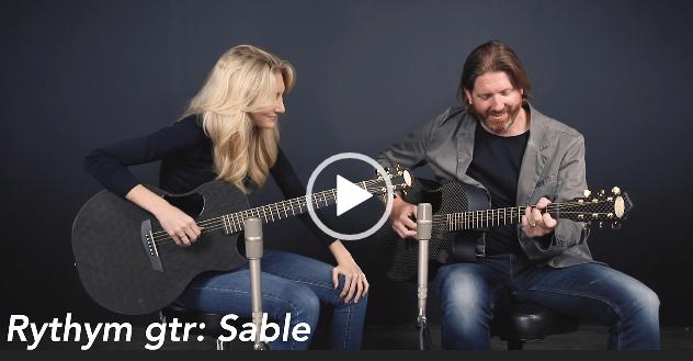 McPherson全碳纤维吉他:Sable款 & Touring款