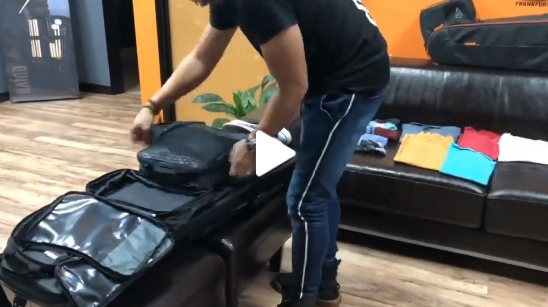 GRUV GEAR新款Kapsule琴盒可携五天衣物+吉他,旅行从未如此轻松