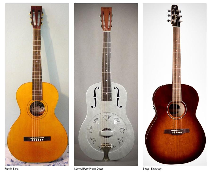 [AG专题]美式本土音乐与梯形音梁吉他的不解之缘