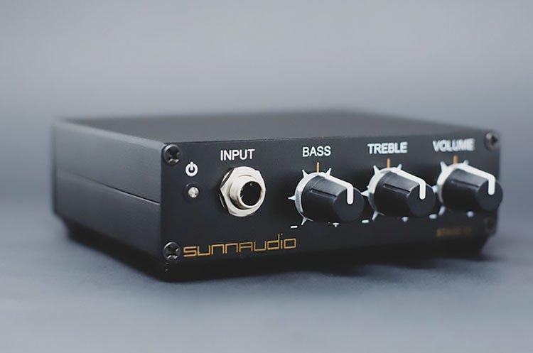 [AG新品]Sunnaudio Stage DI:专为原声吉他打造,体积小音质好