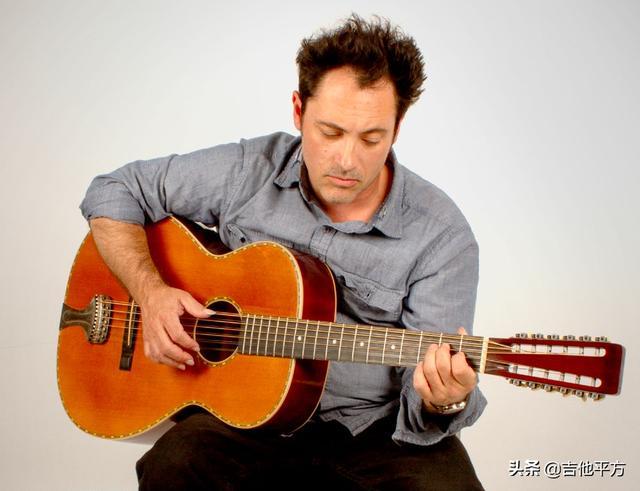 [AG专访]12 弦布鲁斯吉他手 Todd Albright的粗犷布鲁斯之风
