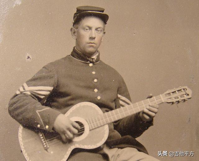 [AG练习]爵士与朋克摇滚相遇,一首内战时期乐曲的原声编排