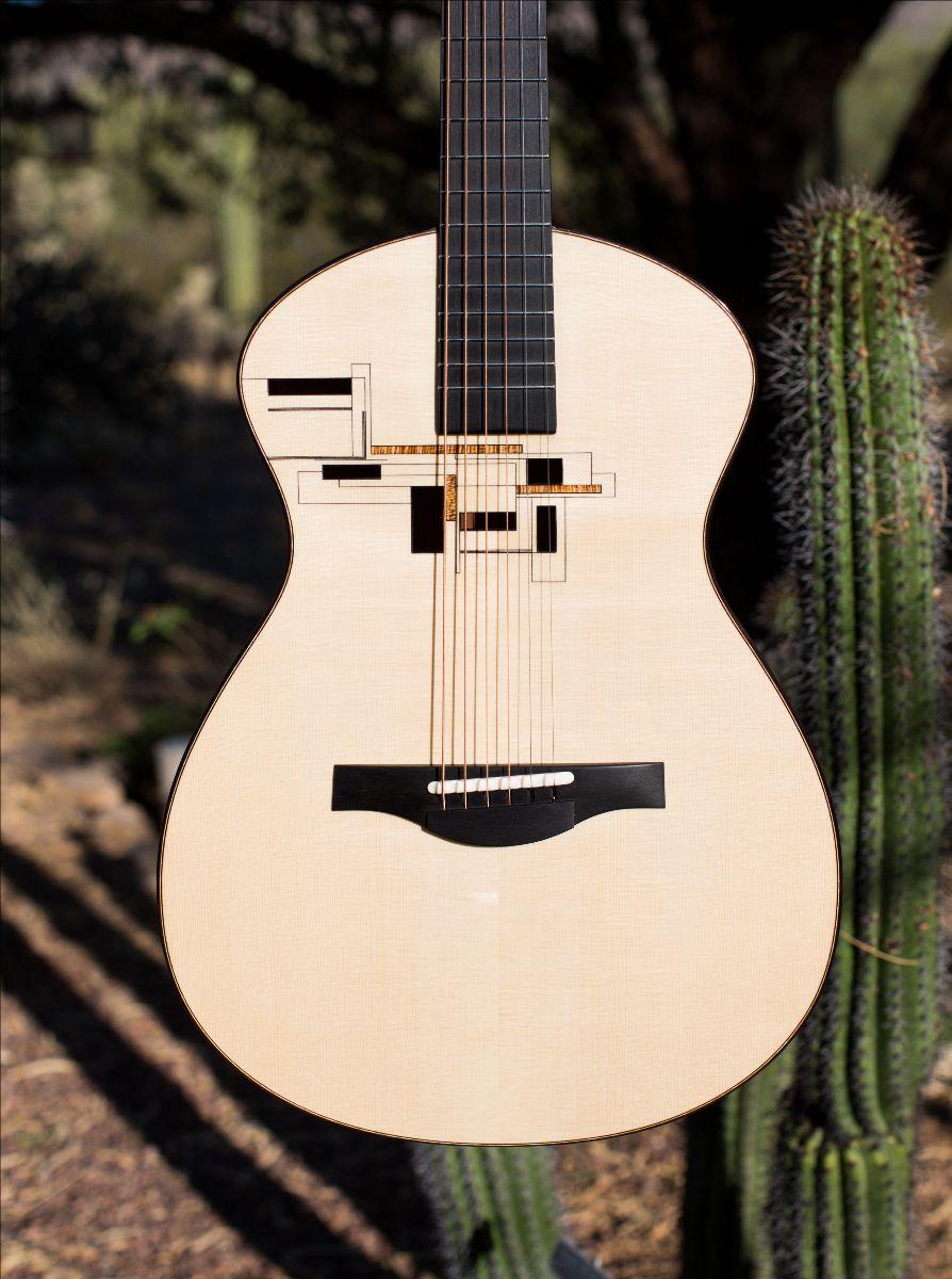 「品牌新闻」Kraut Nouveau Guitar首发登场