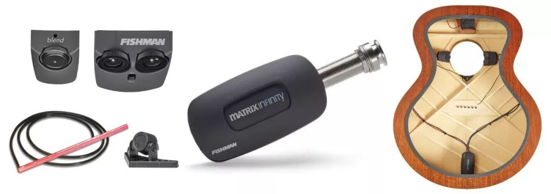 [AG新品]拾音/前级产品:Fishman Matrix Infinity Mic Blend