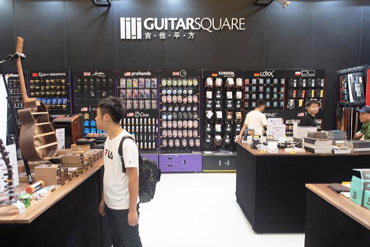 吉他平方2019上海乐器展现场高清报道~明年再见~