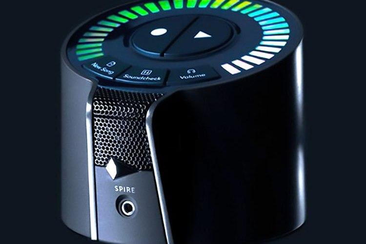 「AG新品」Izotope Spire Studio智能无线录音系统