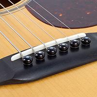 [AG原声吉他杂志]固弦锥可以改变吉他音色么?