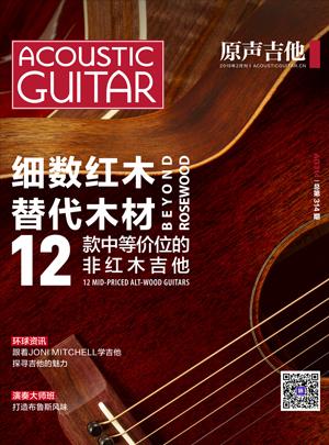Acoustic Guitar 原声吉他