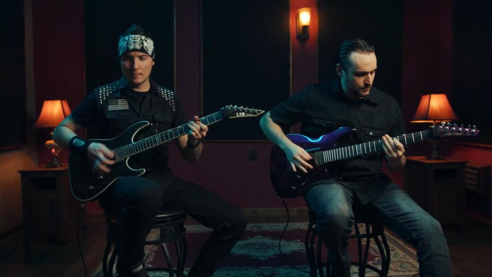 纽约金属乐队Sinaro – Break The Paradigm(Playthrough)